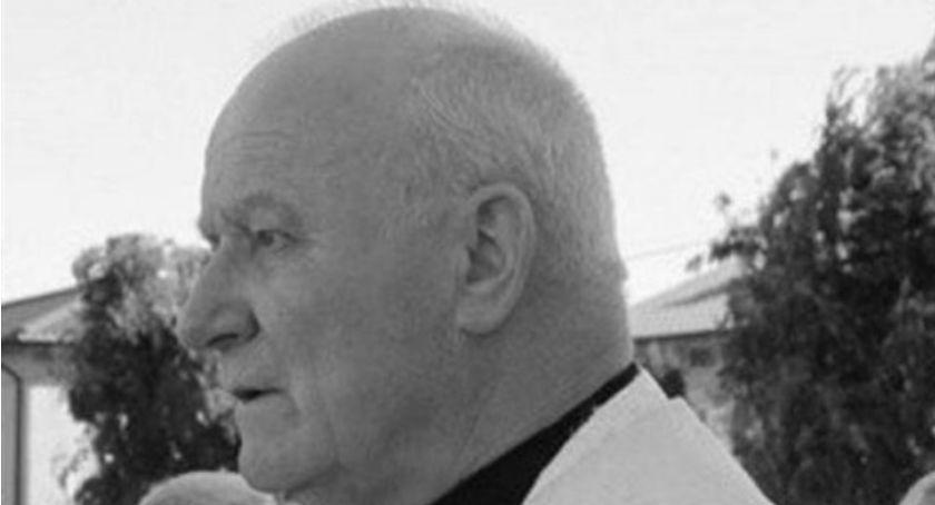 Kościół, Zmarł były wikariusz ciechanowskiej parafii - zdjęcie, fotografia