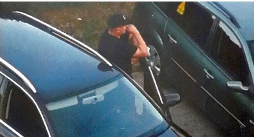 Poszukiwani/Zaginieni, Ciechanowska policja poszukuje mężczyzny - zdjęcie, fotografia