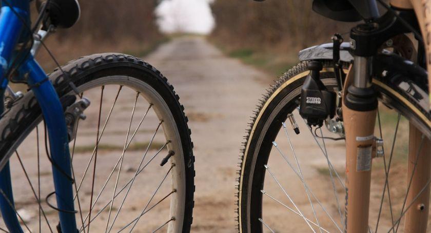 Kolarstwo, rowerowy gminie Glinojeck - zdjęcie, fotografia