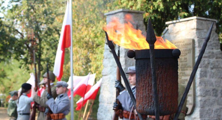 Rocznice, wybuchu wojny światowej Ciechanowie odbyły oficjalne obchody [fotorelacja] - zdjęcie, fotografia