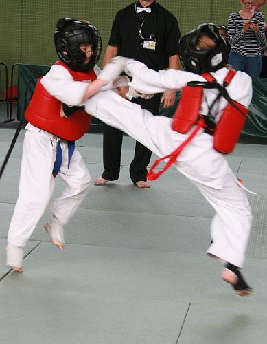 Karate, Pięć medali karateków Ciechanowa - zdjęcie, fotografia