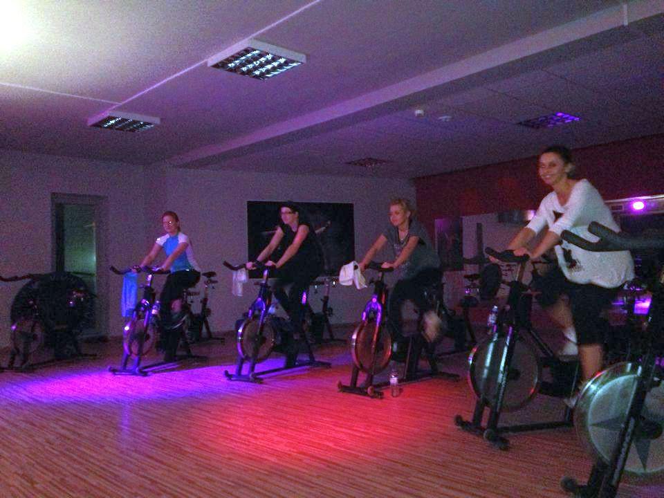 Zumba Fitness, Spinning forma treningu ciała naszym mieście - zdjęcie, fotografia