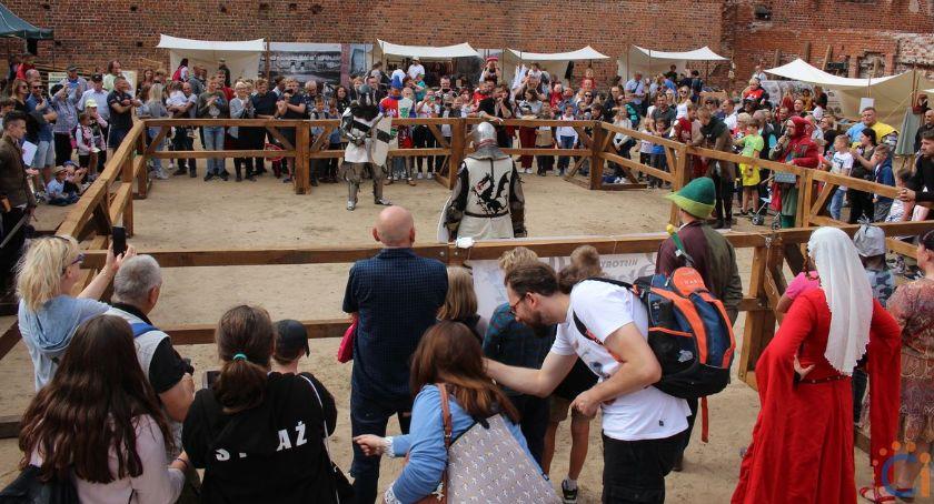 Historia, Ciechanowianie zamku spotkali historią [fotorelacja] - zdjęcie, fotografia