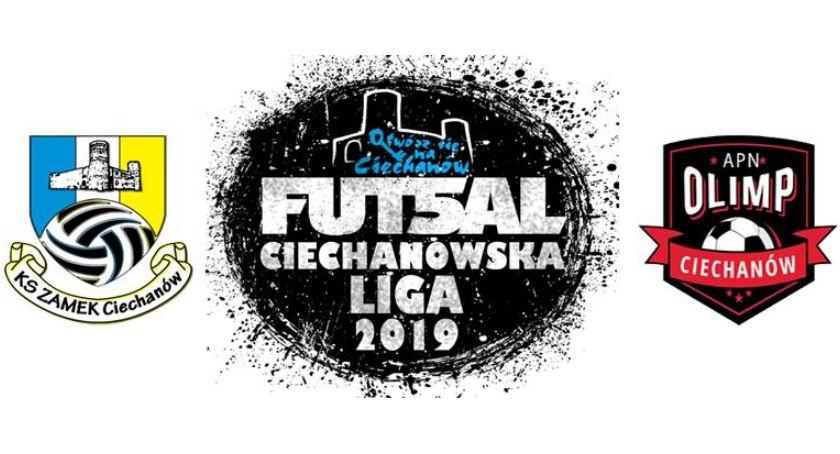 Piłka Nożna, Ciechanowska Futsalu ruszyły zapisy - zdjęcie, fotografia