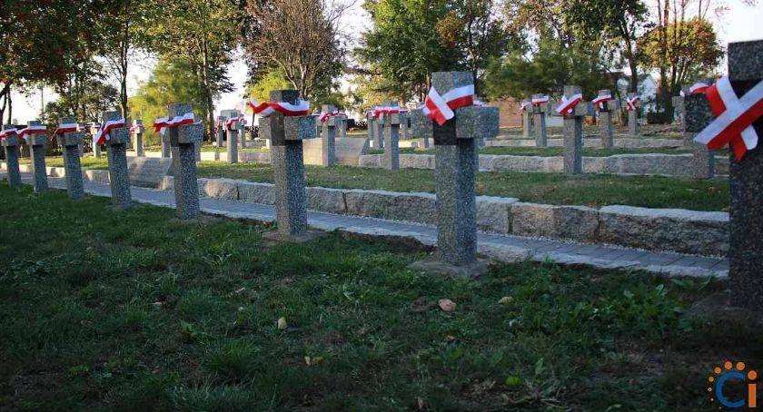 Rocznice, Ciechanowskie obchody września - zdjęcie, fotografia