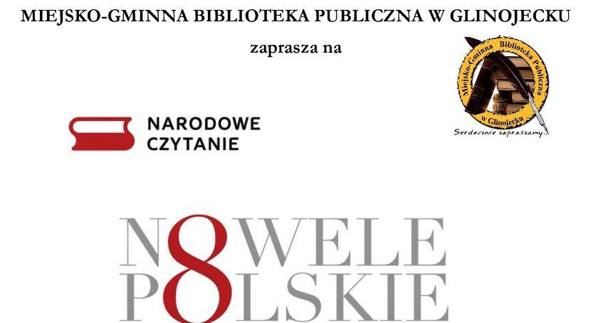 Książki, Narodowe Czytanie gminie Glinojeck - zdjęcie, fotografia