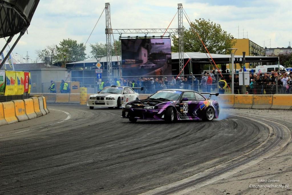 ciechanowinaczejpl, Fotorelacja BudMat Drift Show! Płock czerwca - zdjęcie, fotografia