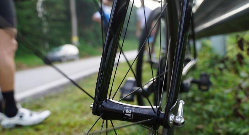 Kolarstwo, rowerowy gminie Regimin - zdjęcie, fotografia