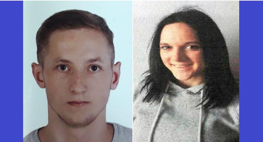 Poszukiwani/Zaginieni, Uwaga! Policja poszukuje zaginionych nastolatków - zdjęcie, fotografia