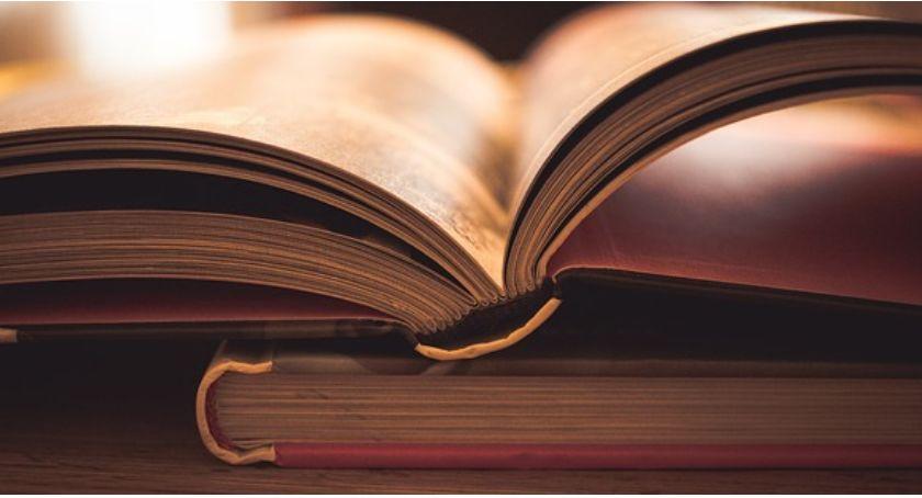 Książki, Palindromy - zdjęcie, fotografia