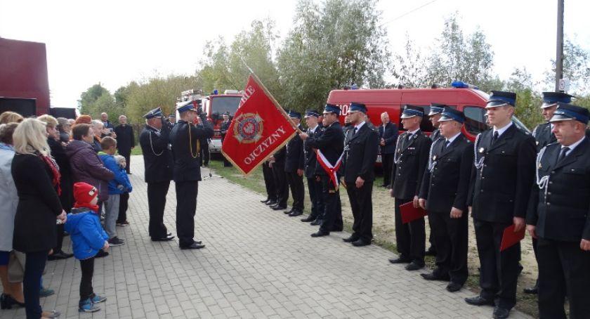 Działania Strażaków, Druhowie gminy Opinogóra Górna otrzymali gaśniczy [zdjęcia] - zdjęcie, fotografia