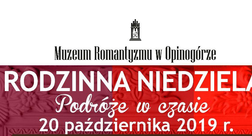 Inne Wydarzenia, Rodzinna Niedziela Muzeum Romantyzmu Opinogórze - zdjęcie, fotografia