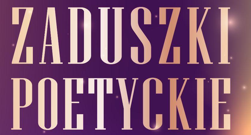 Inne Wydarzenia, Zaduszki Poetyckie Muzeum Romantyzmu Opinogórze - zdjęcie, fotografia