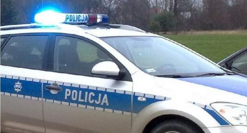 Policyjne interwencje, Młody kierowca uciekał przed policją Miał sobie narkotyki - zdjęcie, fotografia