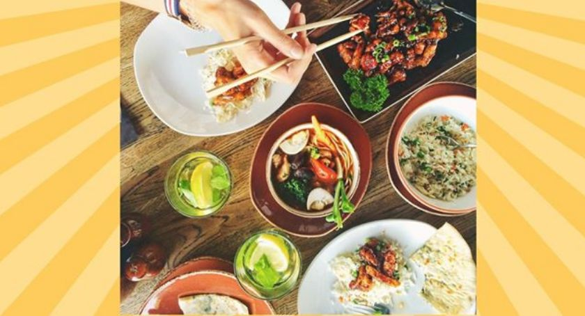Społeczeństwo, minut dookoła świata warsztaty kulinarne mieszkańców Ciechanowa - zdjęcie, fotografia