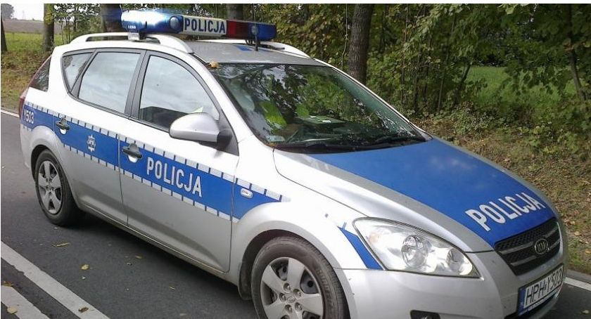Pijani Kierowcy, Pijany kierowca zatrzymany Ciechanowem - zdjęcie, fotografia