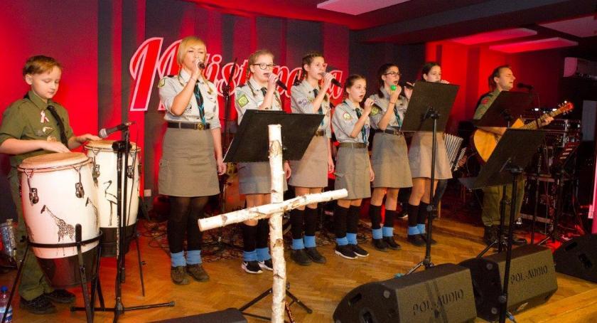 Koncerty, Koncert Piosenki Patriotycznej Ciechanowie - zdjęcie, fotografia