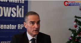 Dalsze losy koszar, rządowe wsparcie dla Fanaru - konferencja prasowa senatora Jackowskiego (wideo)