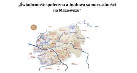 Świadomość społeczna a budowa samorządności na Mazowszu - konferencja naukowa w Muzeum