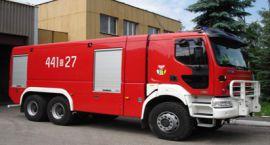 Strażacy: Mniej pożarów w powiecie
