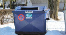 Firma zabrała kontener na śmieci? Zgłoś incydent