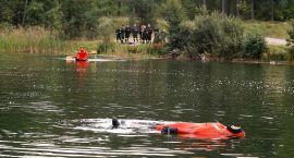 Na Krubinie odbyło się szkolenie wodne strażaków (zdjęcia)