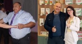 To nie Prima Aprilis!  Pan Waldemar z Ciechanowa zrzucił 60 kg w zaledwie 8 miesięcy!!!