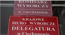 PKW powołała nowego Komisarza Wyborczego w Ciechanowie