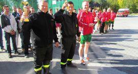 Strażacy z Ciechanowa najlepsi w turnieju siatkówki (zdjęcia)