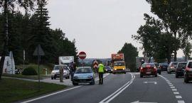 Motocyklista z Ciechanowa ranny w wypadku