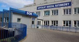 Kontrola na Szpitalnym Oddziale Ratunkowym w Ciechanowie