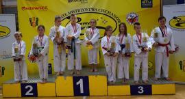 Zawodnicy z Ciechanowa i Sońska wśród najlepszych w turnieju taekwondo