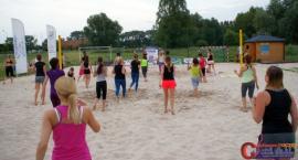 W Ciechanowie startuje Fitness na Plaży
