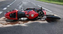 Tragiczny wypadek pod Ciechanowem. Jedna osoba nie żyje, dwie są ranne (akt.)