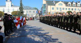 Uczniowie PUL ślubowali na placu Jana Pawła II (wideo plus zdjęcia)