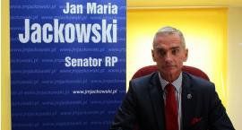 Senator Jackowski trafił do szpitala.