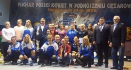 Sztangistki Mazovii Ciechanów z Drużynowym Pucharem Polski!