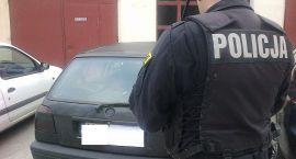 Z parkingu do celi, czyli kolejna wpadka z narkotykami w Ciechanowie