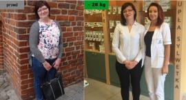 Pani Małgorzata i jej 28 kilo w dół! Nawet ciężka praca zmianowa nie jest przeszkodą!