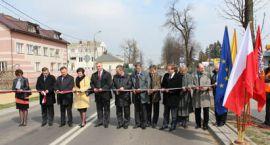 Oficjalnie oddano do użytku drogę 617 Ciechanów - Przasnysz