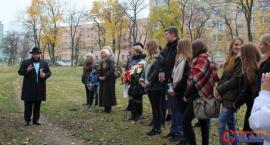 Ciechanowianie uczcili 75. rocznicę likwidacji getta (wideo/zdjęcia)