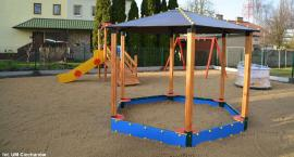 Trwają prace na placach zabaw w Ciechanowie