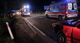 Poważny wypadek w miejscowości Wola Wierzbowska, 5 poszkodowanych !