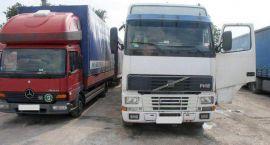 Kradzież paliwa z ciężarówki