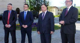 Prezydent Ciechanowa z wizytą w Chorwacji