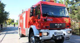 Interwencje Straży Pożarnej ostatniej doby