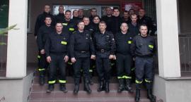 W Ciechanowie odbyło się szkolenie naczelników OSP