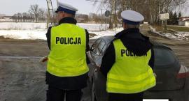 Ciechanowska policja prowadzi działania Bezpieczny Weekend - Boże Narodzenie