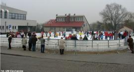 MOSiR zaprasza w święta na lodowisko