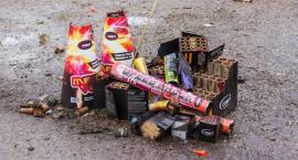 Ostrożnie z fajerwerkami! Policja apeluje o rozwagę